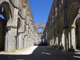 Abbazia di San Galgano (Chiusdino, SI)